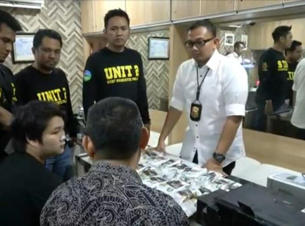 Penyelundupan 19 Kantong Sabu dalam Kemasan Kopi dari AS Digagalkan