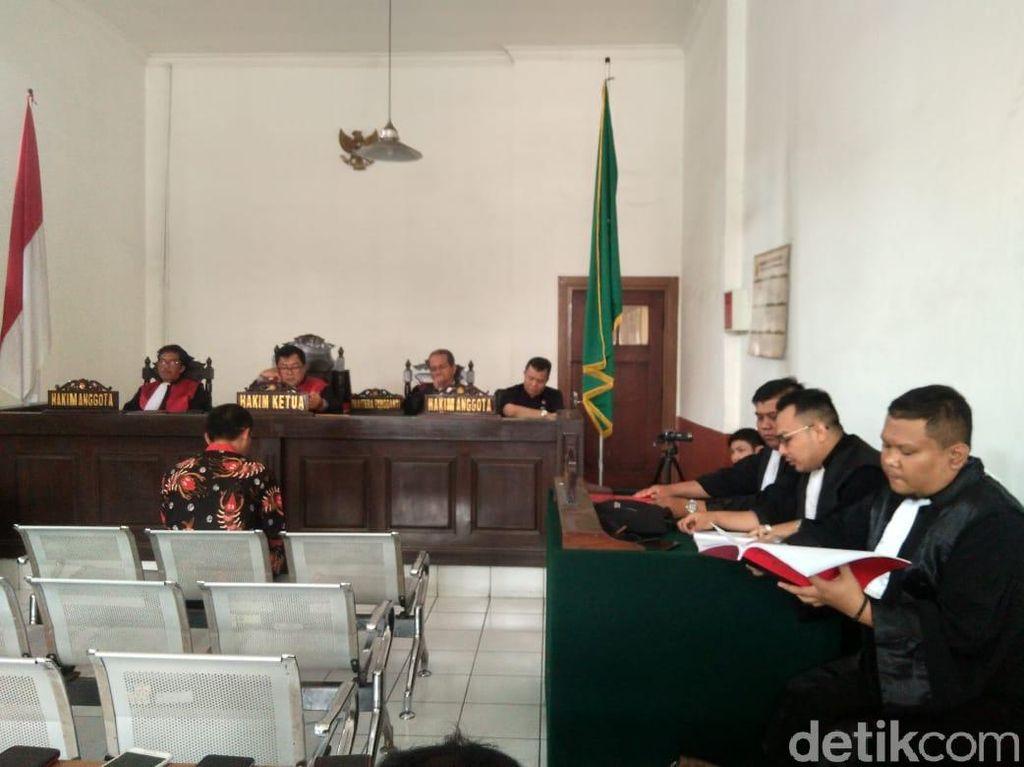 Kasus Jual-Beli Jabatan, Bupati Sunjaya Ungkap Rongrongan LSM-Pedemo