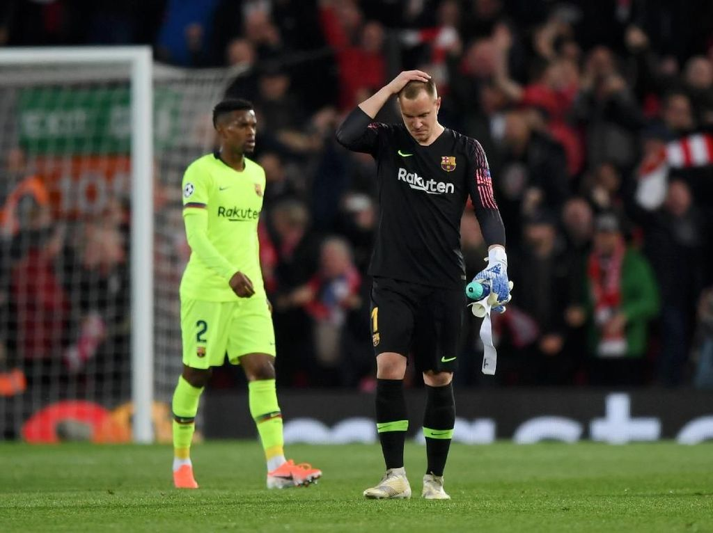 Dihajar Liverpool, Barcelona Akan Lewati Hari-Hari Mengerikan