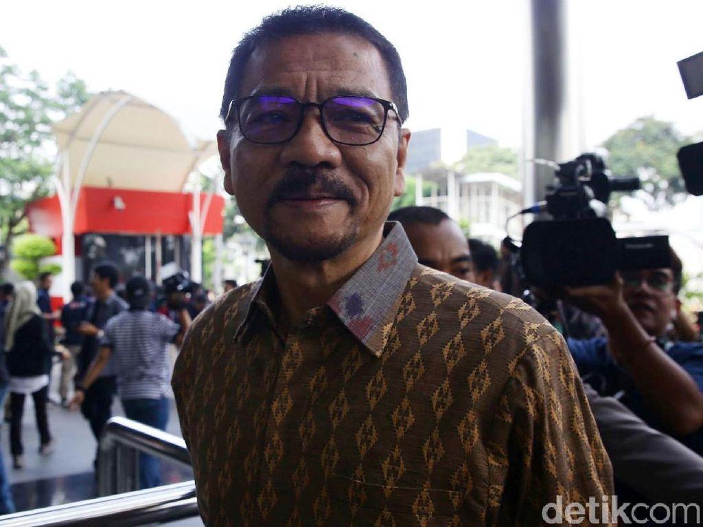 Gamawan Protes Saat Disinggung Kasus e-KTP di Sidang Proyek IPDN