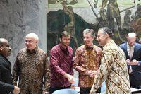 Keren! Keindahan Batik Warnai Sidang Dewan Keamanan PBB