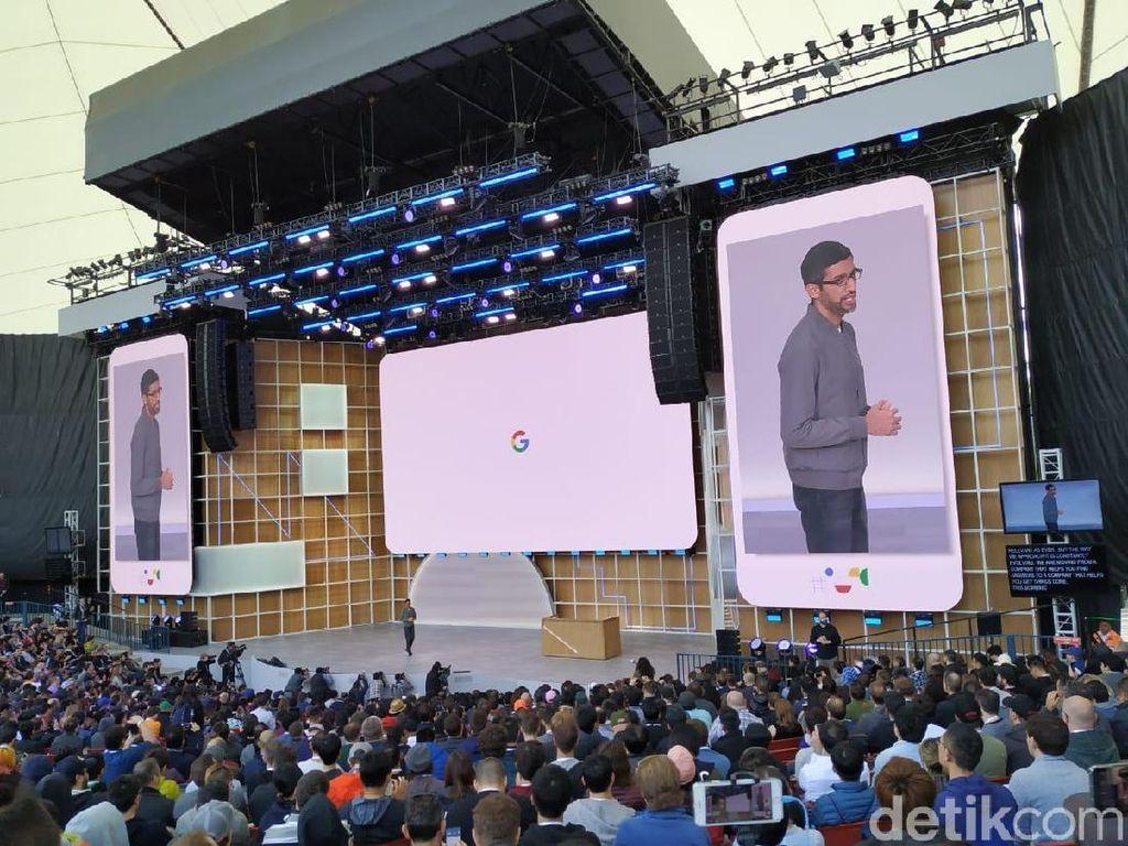 Wow! Google Kembangkan Teknologi Bantu Orang Berbicara