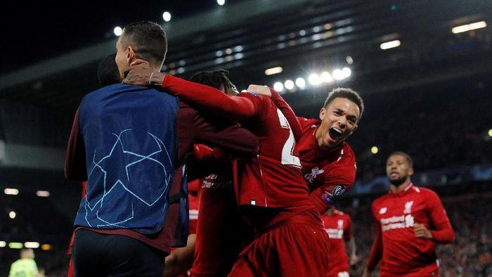 Pemain Liverpool, Trent Alexander-Arnold. (Foto: Phil Noble/Reuters)