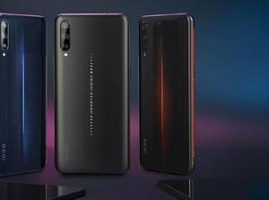 Vivo Dominasi Daftar Ponsel Android Terkencang