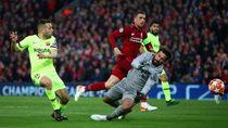 Penyelamatan Alisson yang Bikin Fans Liverpool Tahan Napas