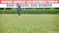RD Masih Penasaran Denganmu, Timnas Indonesia