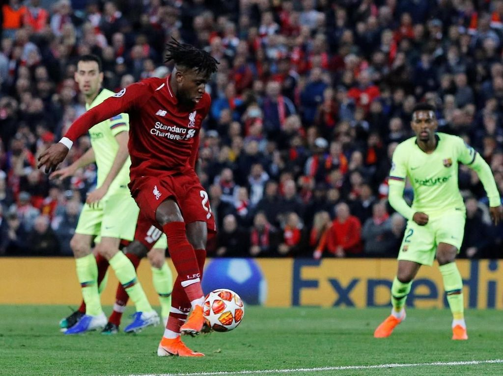 Mourinho: Gol Keempat Liverpool Pertanda Buruknya Mental Barcelona
