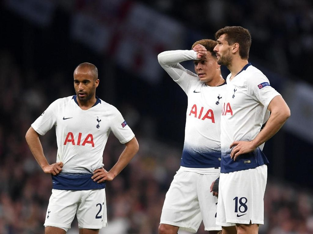 Ajax vs Tottenham: Kesempatan Itu Masih Ada, The Lilywhites!