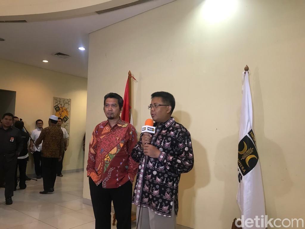Prabowo Temui Elite PKS, Sepakat Buka Data Hitung Suara Internal Pekan Depan