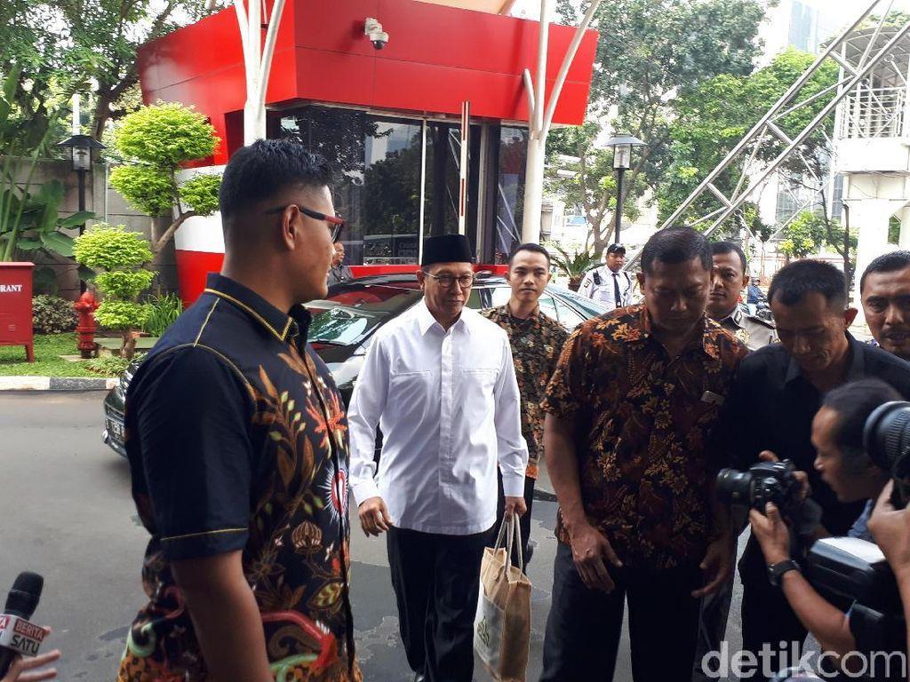 Menteri Agama Lukman Hakim Penuhi Panggilan KPK