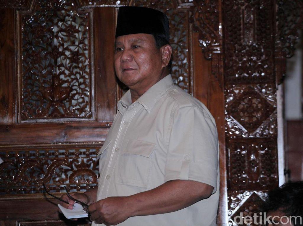 BPN Bantah Prabowo ke Brunei: Yang Beredar Itu Foto Lama