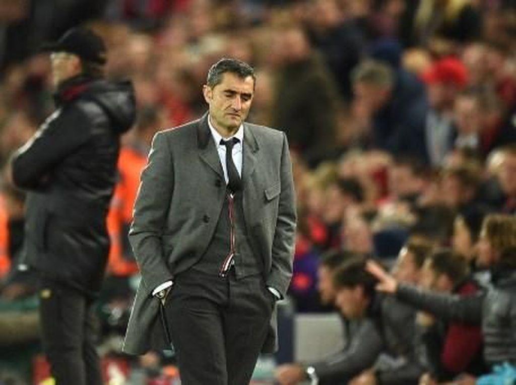 Barcelona Akan Pecat Valverde, Siapkan Daftar Kandidat Pelatih Baru