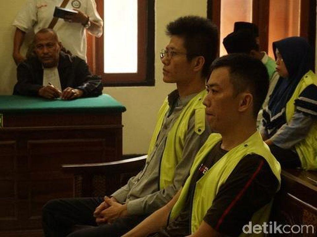 Dua Pengedar 1 Kg Sabu asal Malaysia Lolos Tuntutan Hukuman Mati