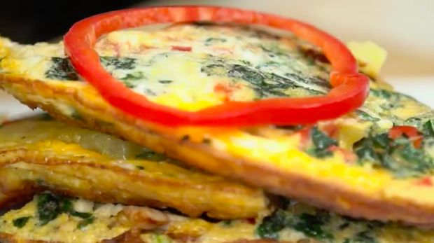 Menu Sahur: Spanish Omelette, Mudah Dibuat dan Bergizi Lengkap