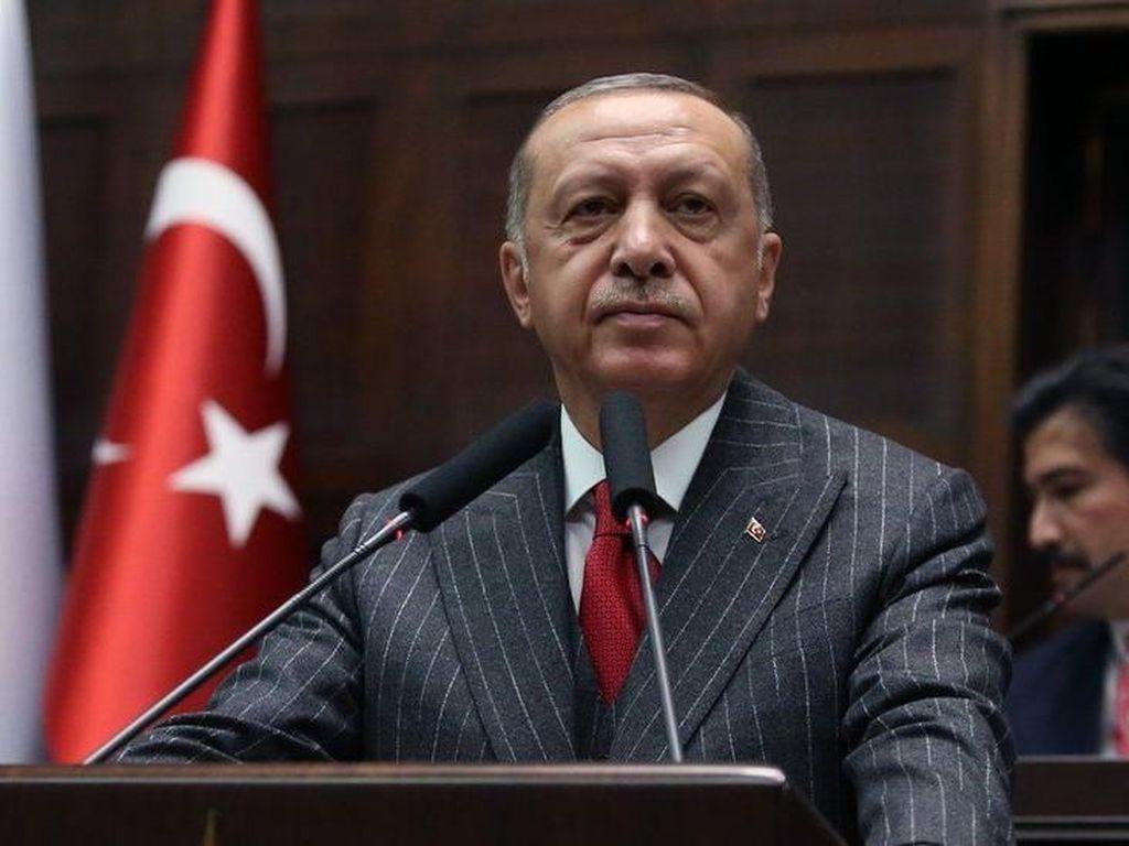 Erdogan: Beberapa Pembunuh Khashoggi Menikmati Impunitas