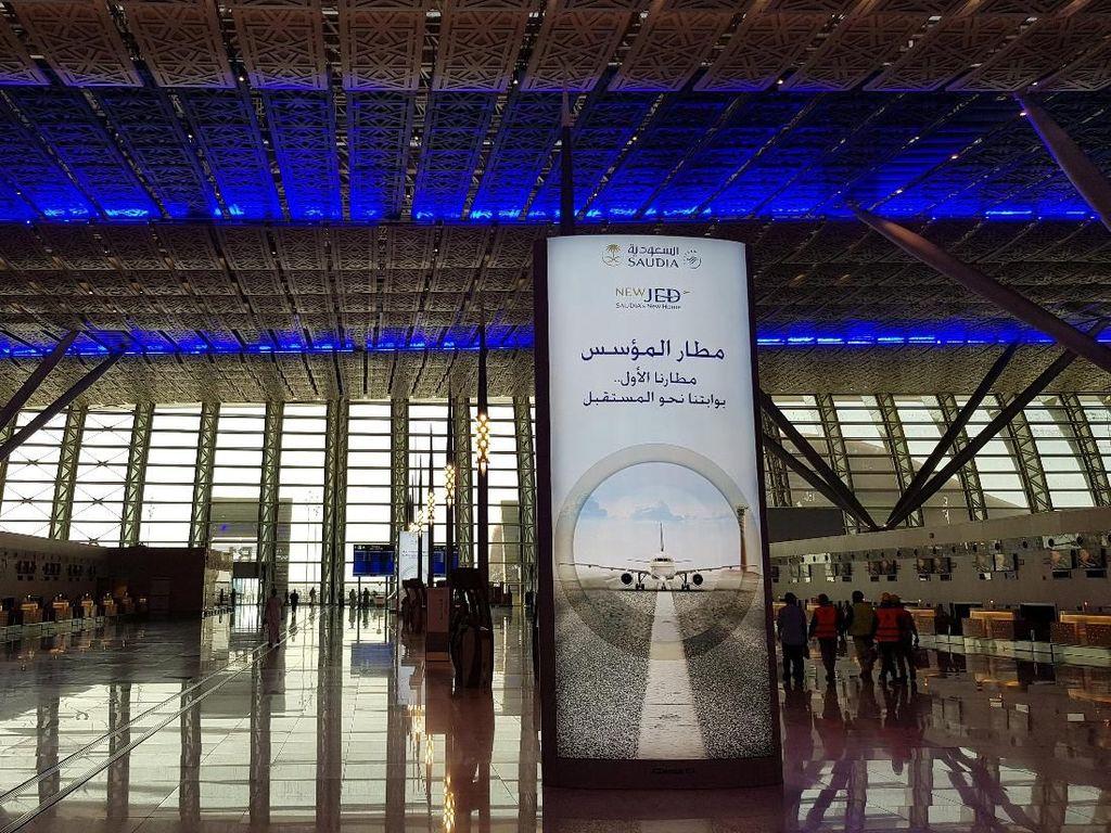 Gara-gara Delay 11 Jam, Kepala Otoritas Penerbangan Arab Saudi Dicopot