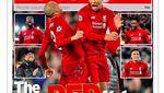 Meme Kebangkitan Liverpool dan Barcelona yang Dihantui Comeback