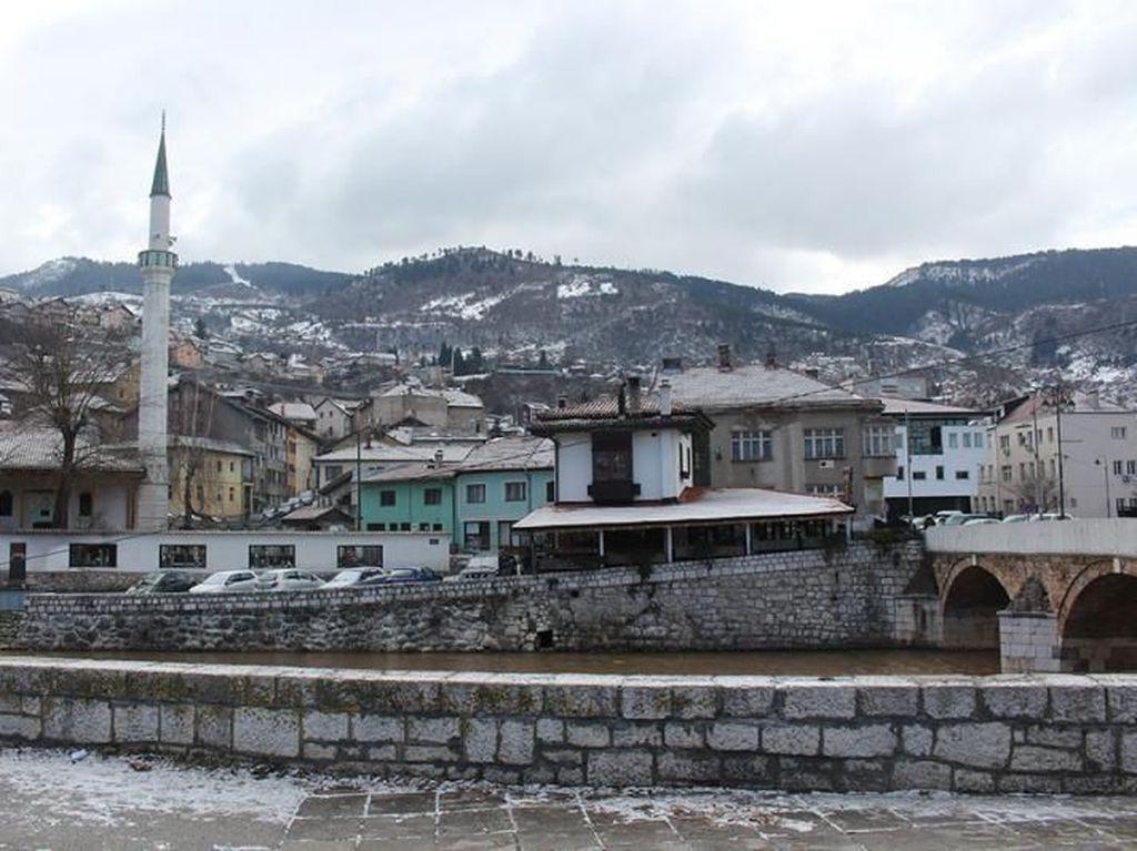Sarajevo, Pesona Kota Eropa dengan Mayoritas Muslim