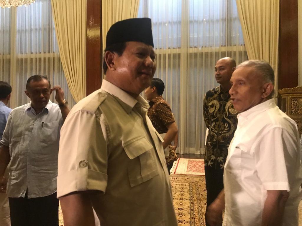 Prabowo Yakini Bachtiar Nasir Jadi Tersangka Gegara Ijtimak Ulama