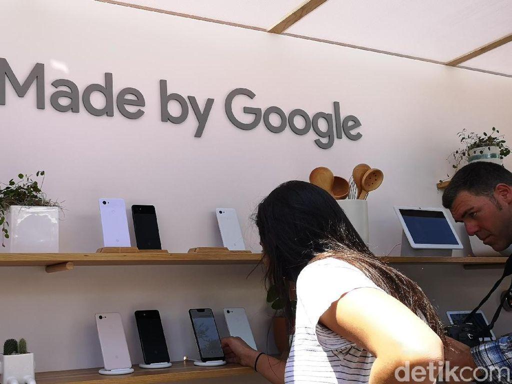 Google Kembangkan Prosesor Sendiri Buat Pixel 6?
