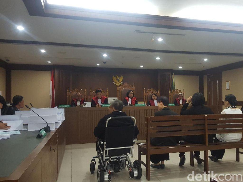 Suap Pejabat PUPR, Dirut PT WKE Dituntut 4 Tahun Penjara
