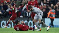 Liverpool Tampil Seperti Singa dengan Skuat yang Pincang