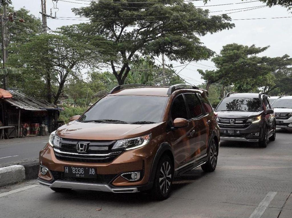 Hadapi Xpander Cross, Honda Masih Punya 2 Jagoan