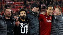 Foto: Mohamed Salah, Liburan dan Kabah