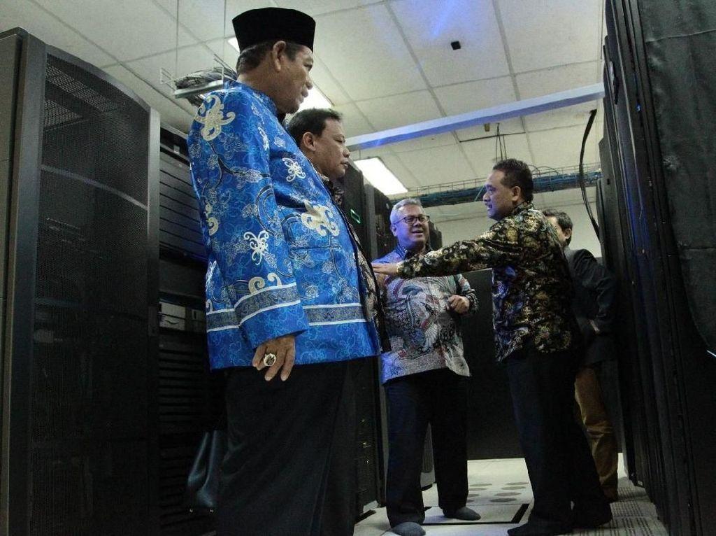 Komisi I DPD Pastikan Zero Persen Kecurangan Situng Pemilu