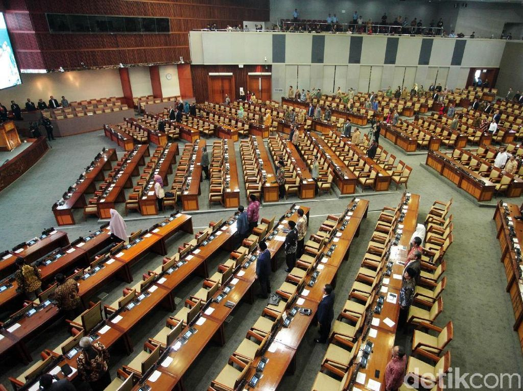 Ketua DPR Nilai Usulan Pembentukan Pansus Pemilu Prematur