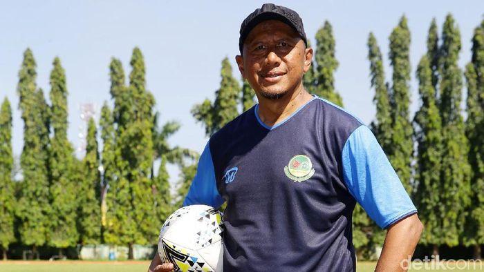 Rahmad Darmawan setuju jika Liga 1 menggunakan VAR. (Foto: Grandyos Zafna)