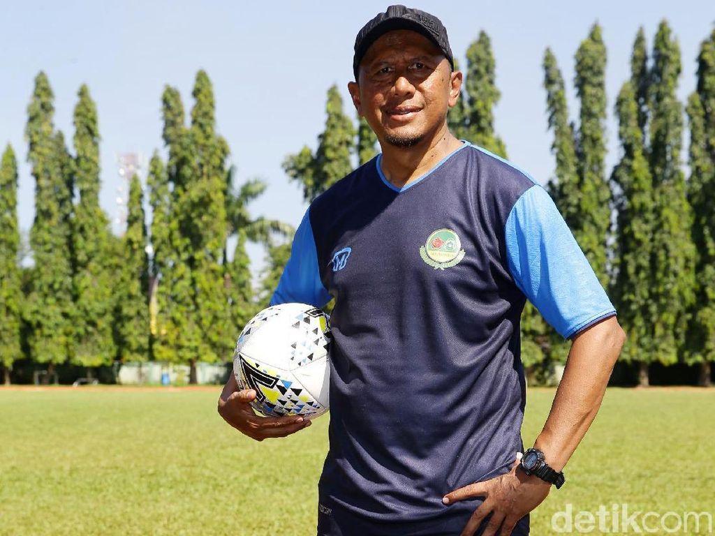 RD Tentang Pelatih Lokal vs Asing di Liga 1