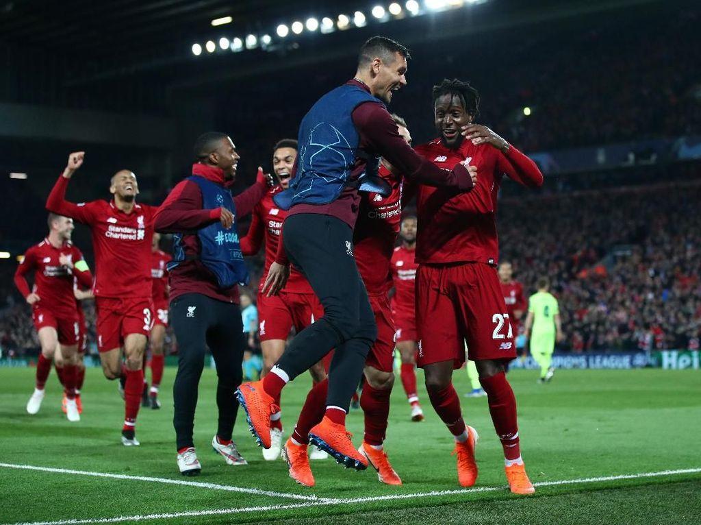 Karena Liverpool Seyakin Itu