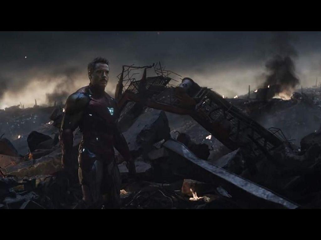 Adegan Avengers: Endgame yang Dihapus Momen Haru saat Kematian Iron Man