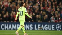 Messi Menangis di Ruang Ganti Anfield, Lalu Terlibat Insiden dengan Fans