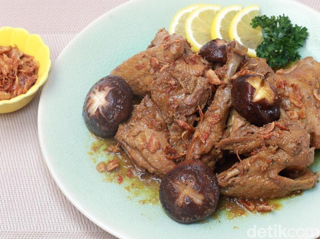 Resep Ramadan : Ayam Kecap Singapura