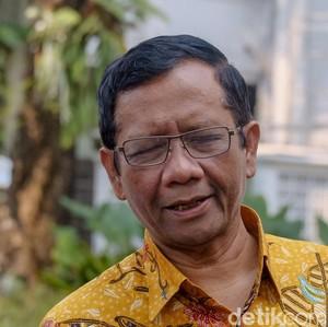 Menko Polhukam Mahfud Md Merapat ke KPK Setorkan LHKPN