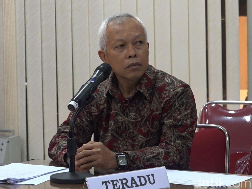 Komisioner KPU Pariaman Disidang DKPP karena Hadiri Kampanye Caleg