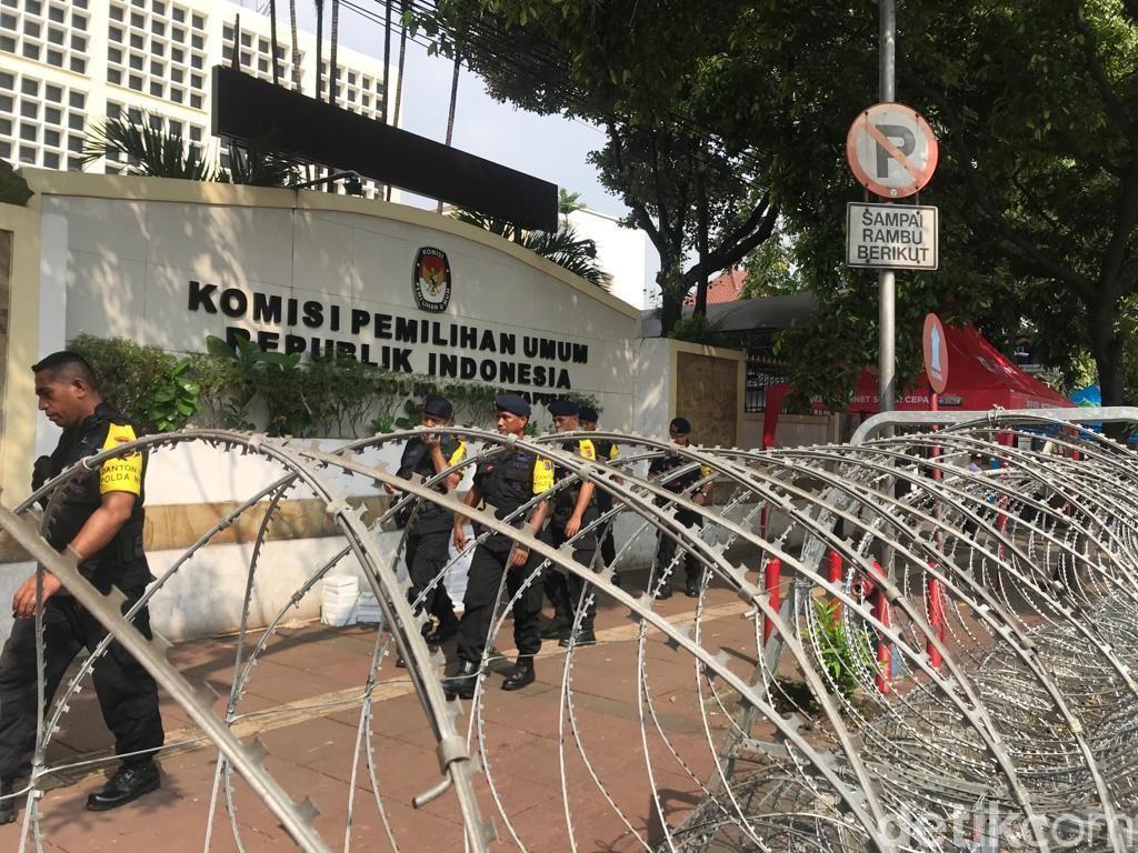 Puluhan Teroris Dibekuk, Polisi Antisipasi Gangguan Lain di Aksi 22 Mei