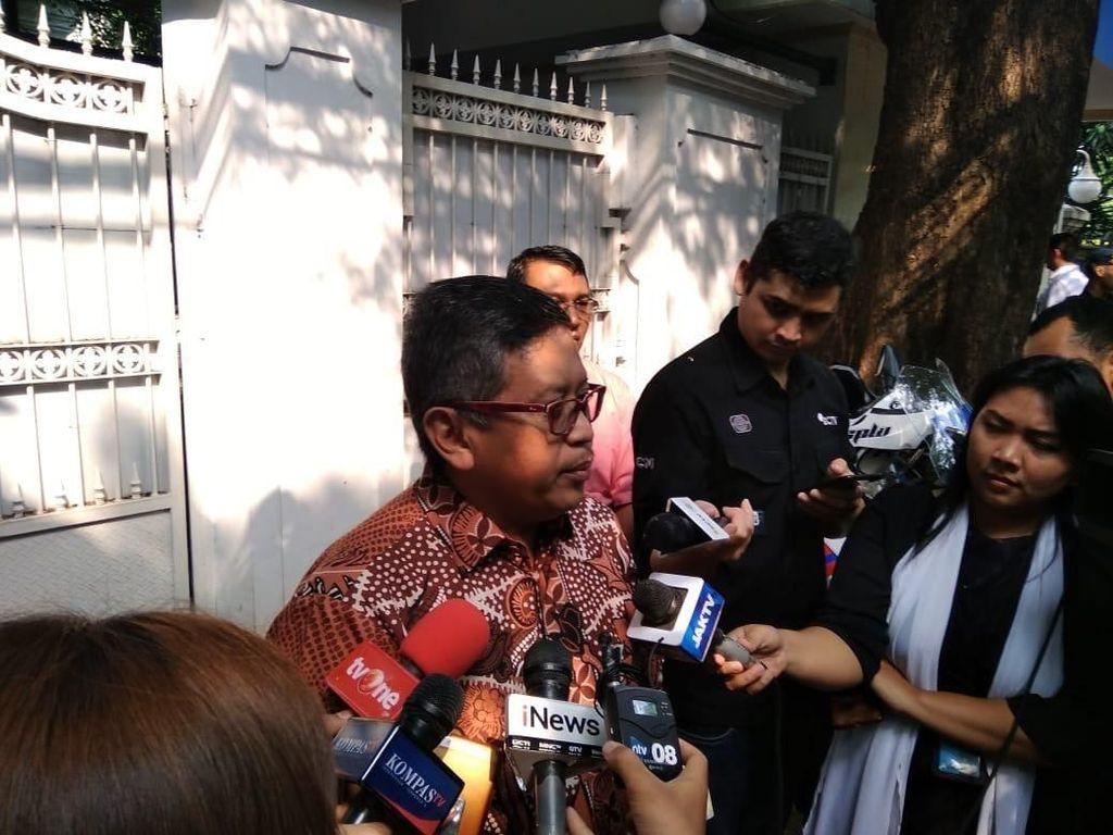 Koalisi Jokowi akan Kuasai DPR, PDIP Siap Rangkul Gerindra