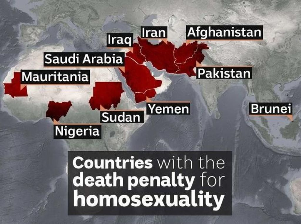 Mengapa Brunei Tidak Jadi Terapkan Hukuman Mati Bagi Homoseksual?