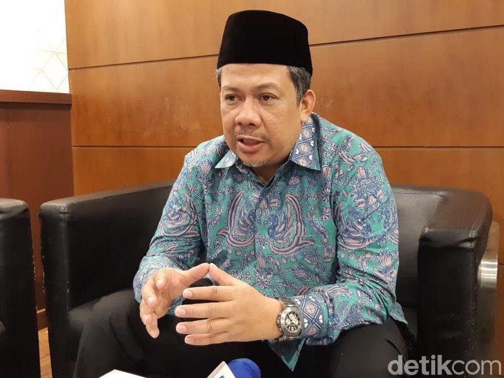 Fahri Usul Jokowi Konsultasi dengan DPR Sebelum Minta Tunda RUU KUHP