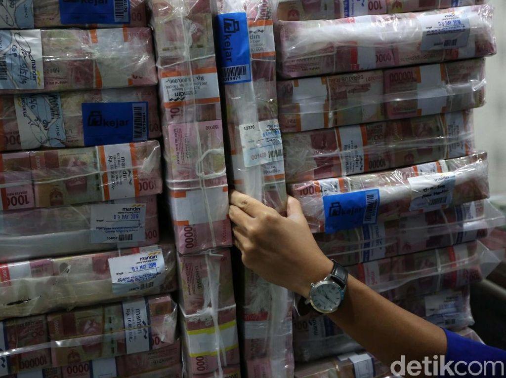 Bank Mandiri Pangkas Pertumbuhan Kredit Jadi 9%