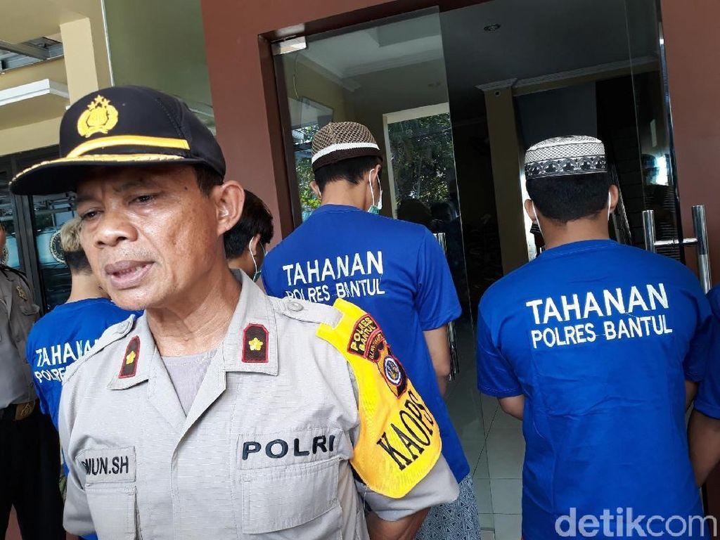 Tak Punya Duit untuk Mabuk, 2 Remaja di Bantul Rampas Ponsel