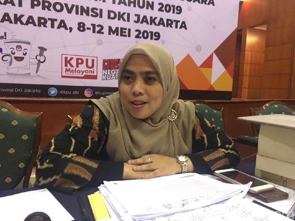 KPU DKI Jelaskan Alasan Tolak Usulan Tunda Rekap Pemilu dari Gerindra