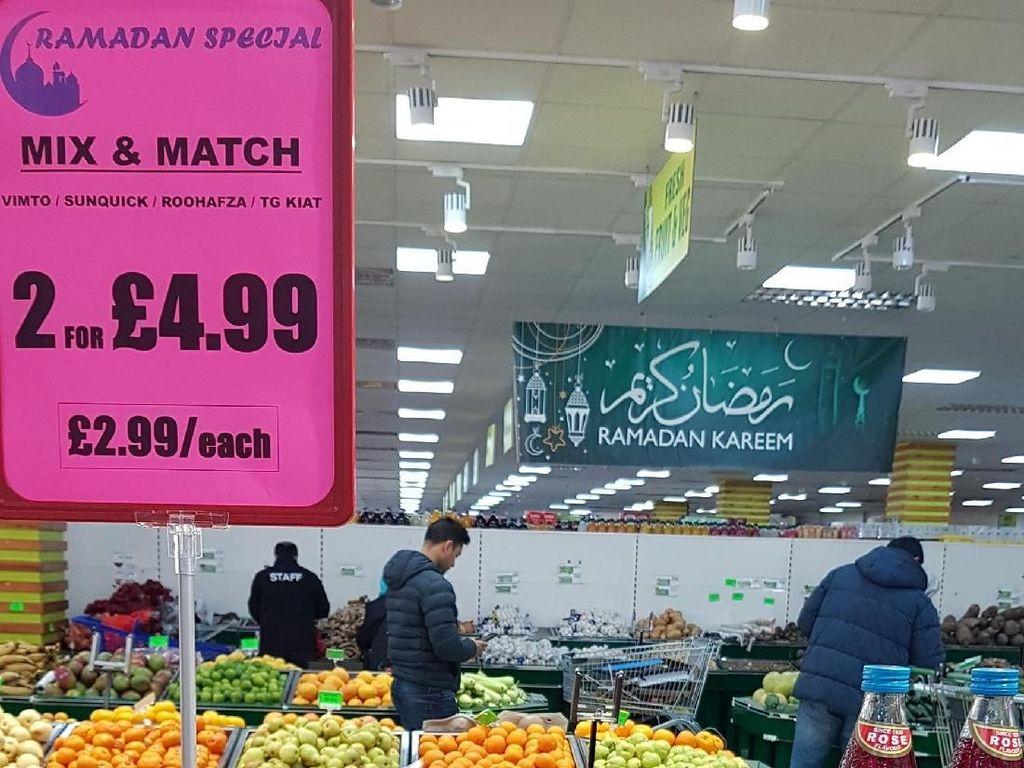Tantangan 19 Jam Berpuasa Ramadhan di Inggris
