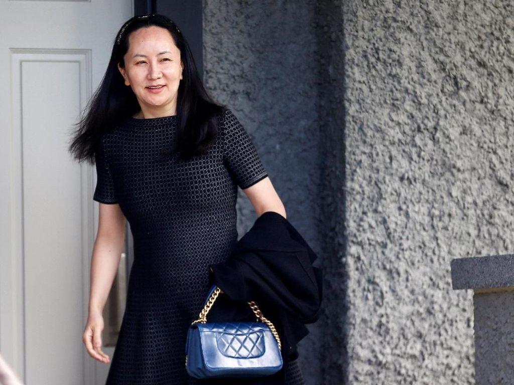 Mulai Disidang, Bos Huawei Bertekad Lawan Ekstradisi AS