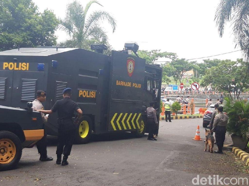 Rekapitulasi Provinsi Jatim Hari Terakhir, Polisi Pertebal Pengamanan