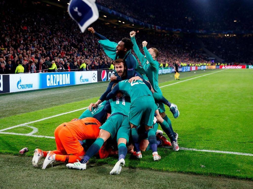 Dua Tim Inggris Bertemu di Final, Sama-sama Comeback