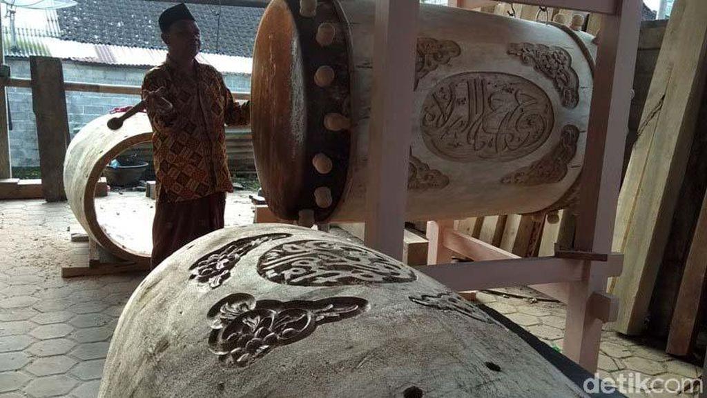 Beduk Made in Magelang Tembus Mancanegara